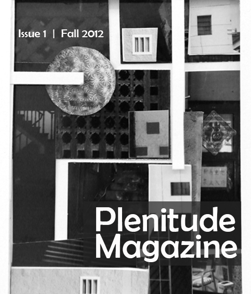 Plenitude Cover Issue 1