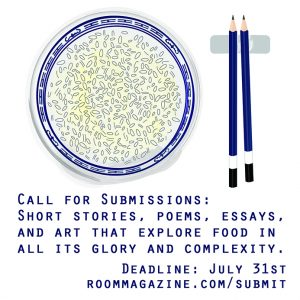 Call for Food-related Fiction, Poetry, CNF, and Art @  |  |  |