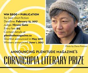 Cornucopia Literary Prize