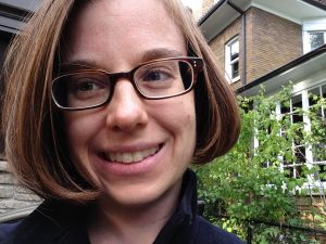 Andrea Raymond headshot