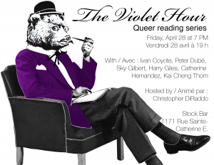 The Violet Hour @ Stock Bar |  |  |