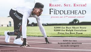 The Fiddlehead's 27th Annual Contest @  |  |  |