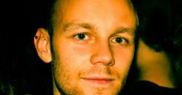 Matt Broomfield headshot